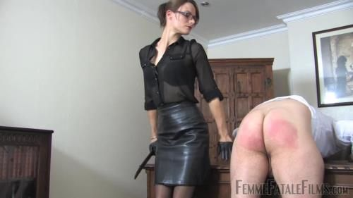 Mistress Krush - Office Bitch - Complete Film