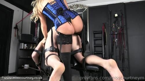 Miss Courtney - What Do You Think Of My New Strapon Clip