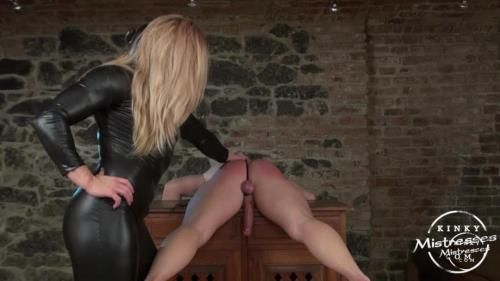 Madame Mysteria - Spanking The Bottom