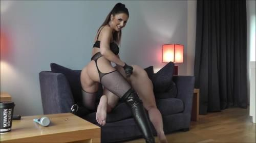 Lady Milana - Mouth And Assfucked