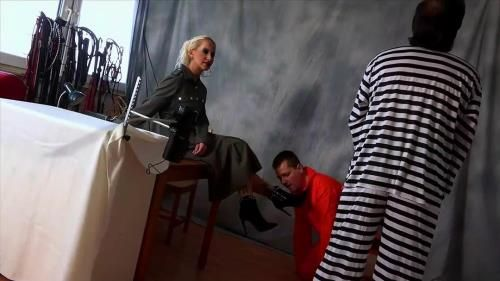 Lady Jasmin - Machine Interrogation