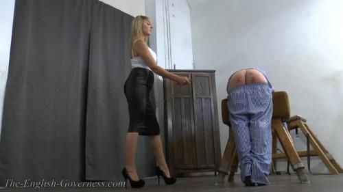 Miss Carter Thrashes You With Her Cane