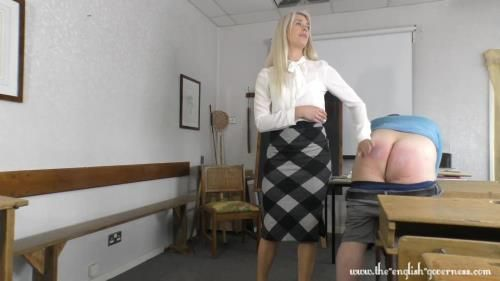 Miss Lucy Gets Her Comeuppance Part One