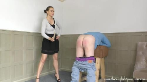 Double Miscreant Punishment From Miss Tina Kay Part Two