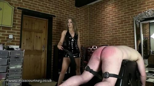 Mistress Courtneys - A Bare Bum