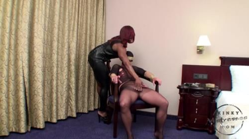 Nipple Punishment With Mistress Treasure