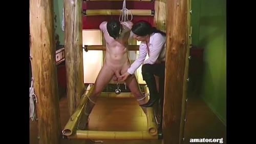 Lady Isis - Ropes And Weights - Part 2