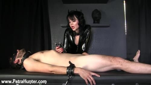 Mistress Petra Hunter - The Violet Wand Game