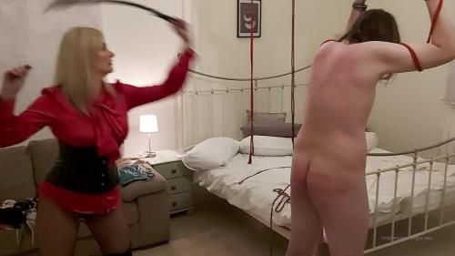 Lady Sara Borgia, Whipping In The Bedroom