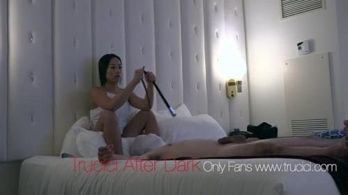 Only Fans Star Dominatrix Femdom Trucici Lashes Her Tinder Date Fuckfaces Asshole