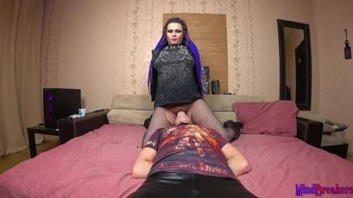 Mind Breakers - Slave Performed Fantastic Pussy Licking To His Hot Russian Femdom Mistress